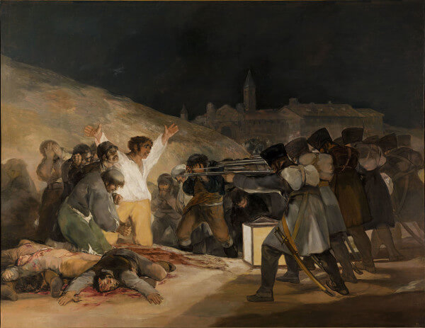 The Third of May 1808 – Francisco Goya