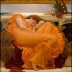 Flaming June - Sir Frederic Leighton