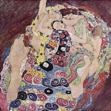 The Virgin (Die Jungfrau) - Gustav Klimt
