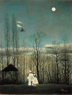Carnival Evening 1886 - Henri Rousseau
