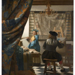 The Art of Painting - Johannes Vermeer