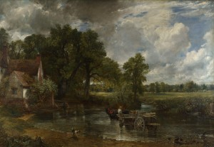 The Hay Wain - John Constable