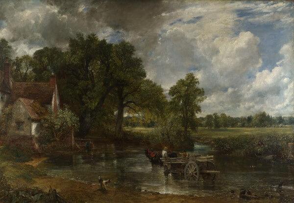 The Hay Wain – John Constable