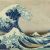 The Great Wave off Kanagawa - Katsushika Hokusai