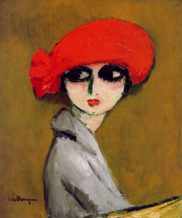 The Corn Poppy – Kees van Dongen