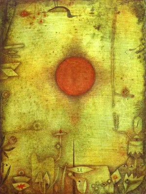 Ad Marginem - Paul Klee