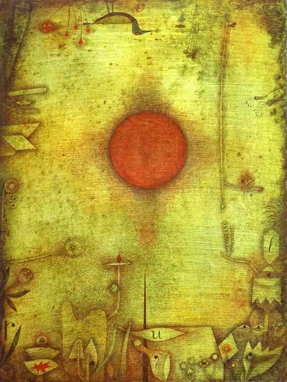Ad Marginem – Paul Klee