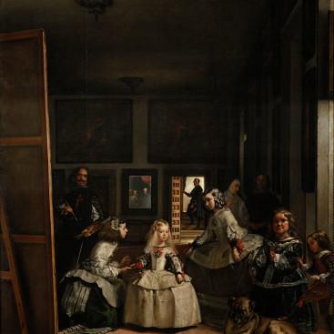 Las Meninas - Diego Velázquez