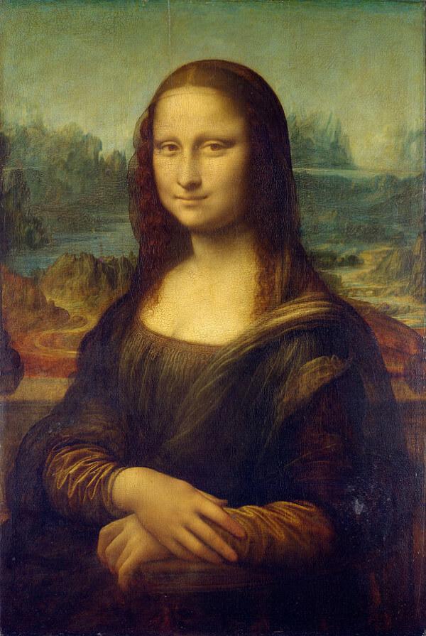 Mona Lisa – Leonardo da Vinci
