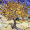 Mulberry Tree - Vincent Van Gogh