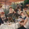 Luncheon of the Boating Party - Pierre-Auguste Renoir