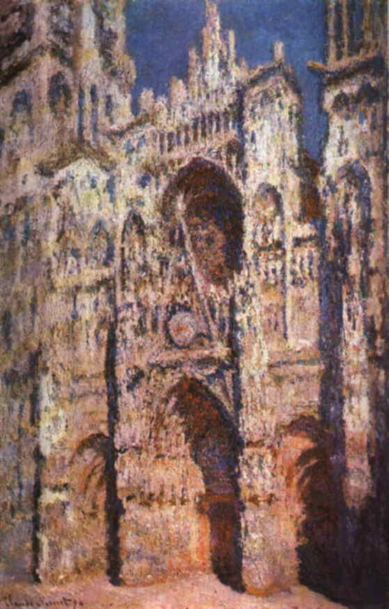 Cathedrale de Rouen – Claude Monet