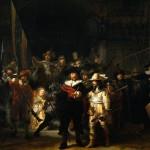The Night Watch - Rembrandt van Rijn