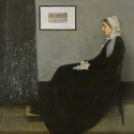 Whistler's Mother - James McNeill Whistler