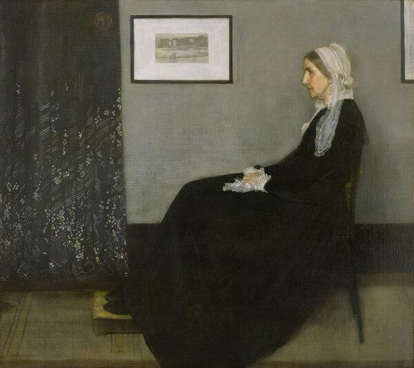 Whistler's Mother – James McNeill Whistler