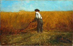 The Veteran in a New Field - Winslow Homer