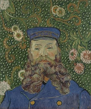 Portrait of Joseph Roulin