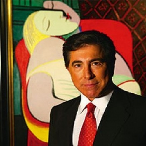 Hotel and casino magnate Steve Wynn